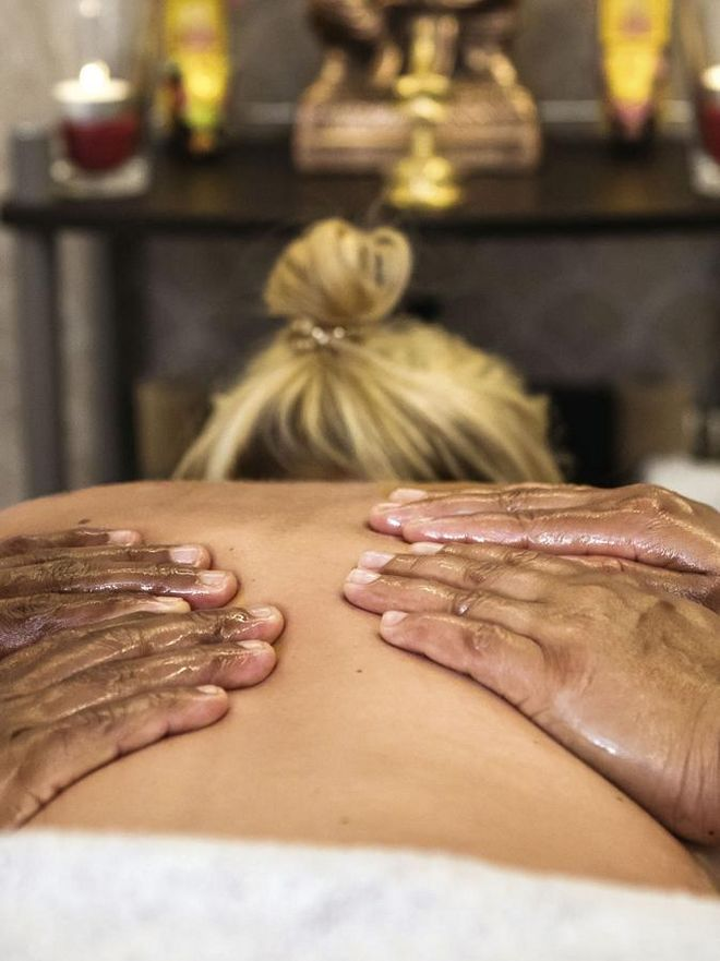 The Hochschober crystal spa offers spa treatments from all over the world