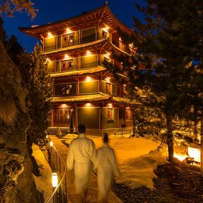 Winter Wellness at Hotel Hochschober Chinaturm