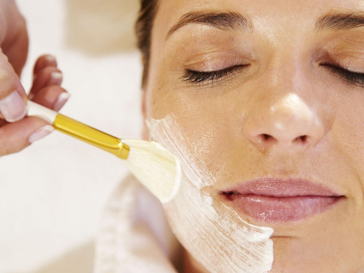 Enjoy facial cosmetic treatments at the Hochschober spa