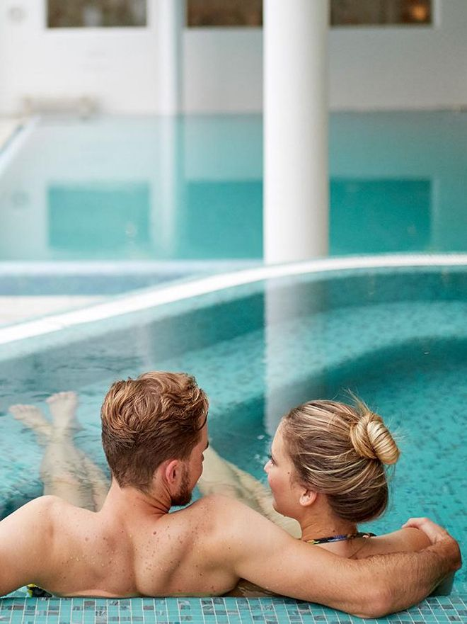 Enjoy the extensive wellness and spa offer in the 4-star hotel Hochschober.