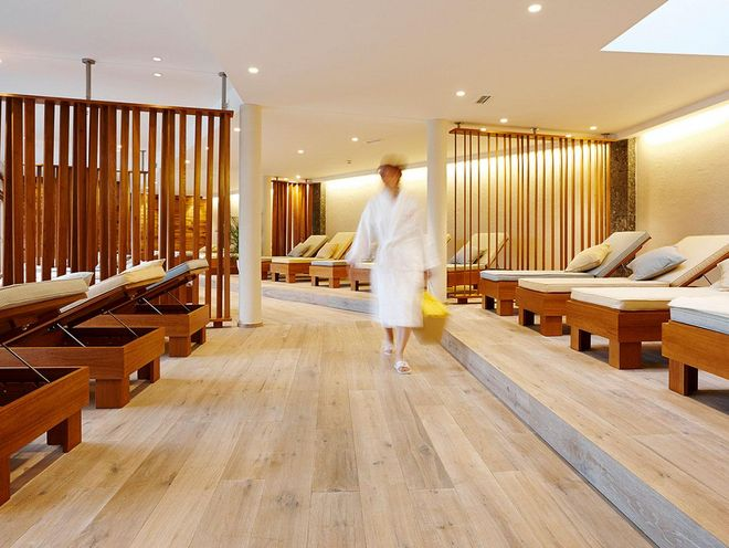Hotel Hochschober: Relax in the relaxation room of the Hochschober Spa