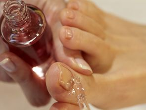 Crystal Spa Pedicure at the Hotel Hochschober Wellness Holiday