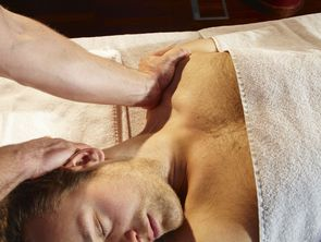 A haki ® treatment is a holistic relaxation method according to Harald Kitz