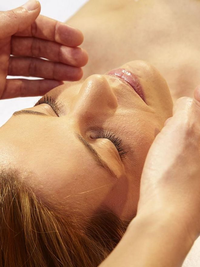 Ayurveda massages at the Hotel Hochschober