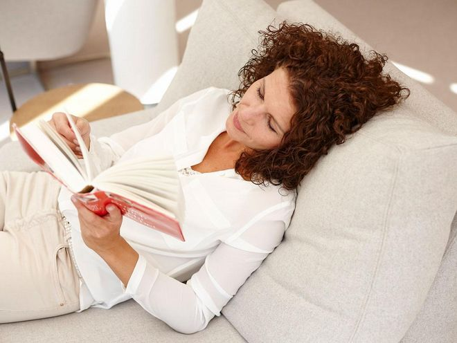 The Wortreich offers everything you need to make reading hours really enjoyable.