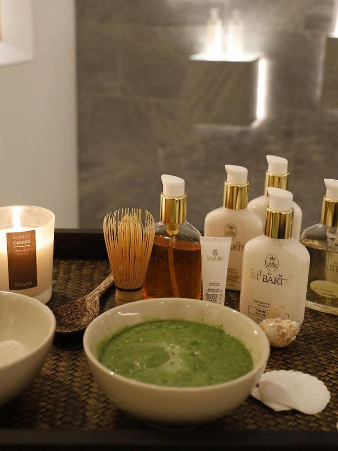 Ligne St Barth: All products are rich in caring active ingredients